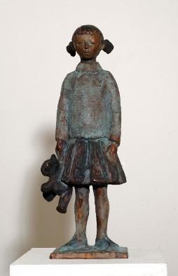 A Bronze Girl