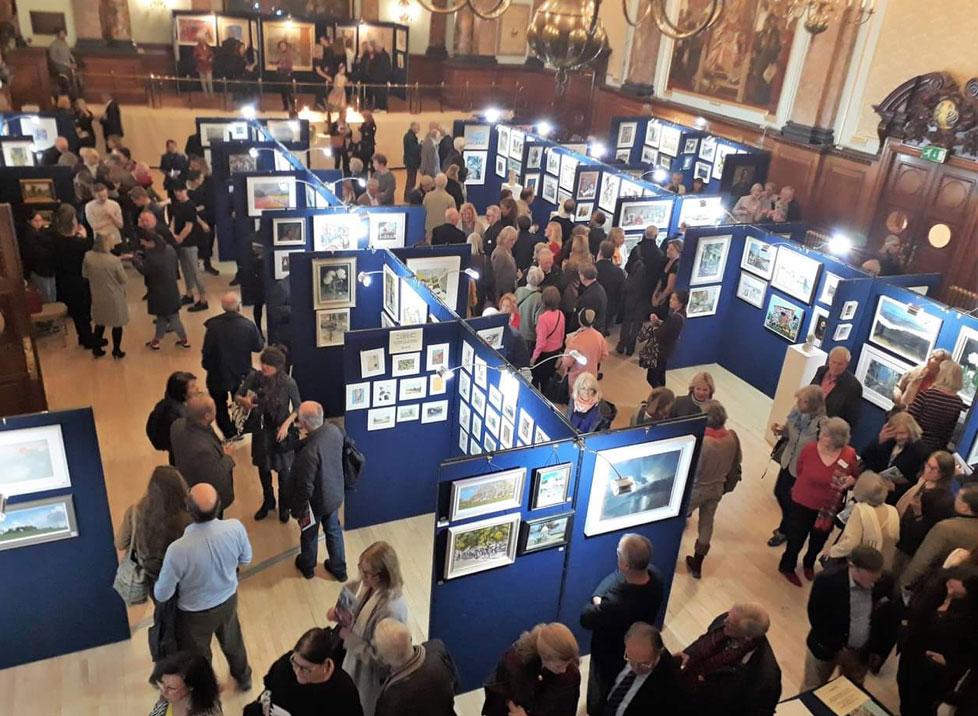 CAS Exhibition Hall