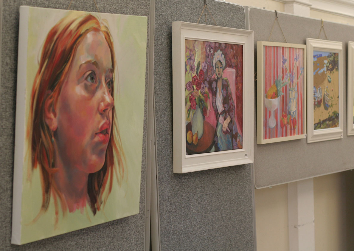 CAS Exhibition Paintings