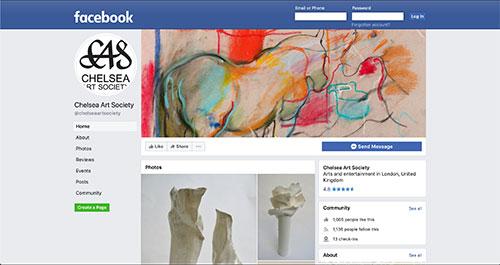 CAS Facebook Page